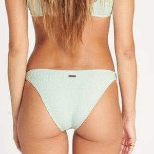 NWT Billabong Summer High Tropic Bikini Bottom M